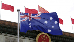 Chinese investment in Australia fall as tensions mount