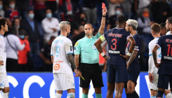 Marseille beats PSG after 9 yrs, Neymar given red card