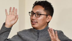 Ladakh BJP MP Namgyal tests positive for Covid-19