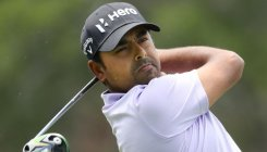 Golfer Lahiri's back nine run is his best in 18 months