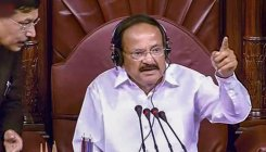 No language should either be imposed or opposed: Naidu