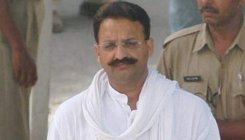 Mukhtar Ansari's wife booked under Gangster Act