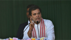 Save your own lives as PM busy with peacocks: Rahul