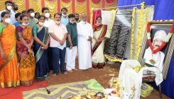 Foundation laid for Vishnuvardhan Memorial in Mysuru