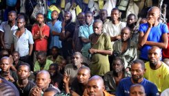 More than 50 prisoners starve to death in Congo prison