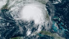 Hurricane Sally brings 100-mph winds to US Gulf Coast