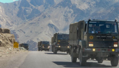 'Situation at friction points in Ladakh still tense'