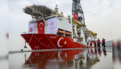 Turkey extends Yavuz drill ship off Cyprus until Oct 12