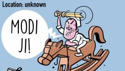 DH Toon | Rahul takes a dig at Modi over GDP, Covid-19