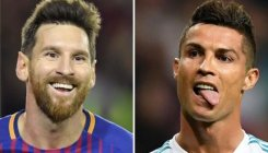 Messi remains the world's richest soccer player