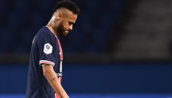 'Acted like a fool', Neymar regrets Marseille red card