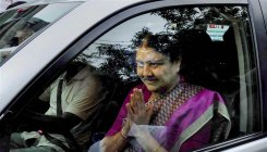 Sasikala to walk out of jail in January?