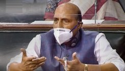 Rajnath may talk about India-China issue in Parliament