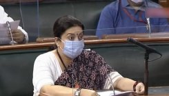 Irani tables 'diet chart for pregnant women' in LS
