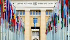 UN turns 75, celebration is muted by calamity, conflict