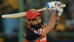 Kohli 'leading by example' as RCB seek IPL turnaround
