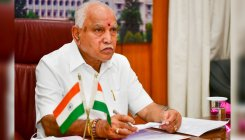 CM B S Yediyurappa to visit Delhi on September 17