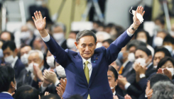 Yoshihide Suga to become Japan's next Prime Minister