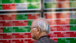 Asian stocks set for mixed session, investors await Fed
