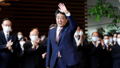 Super Mario, Trump's buddy: The era of Shinzo Abe