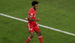 Bayern's Coman in isolation after coronavirus contact