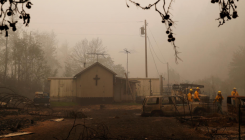 Bad air from US wildfires seeps into homes of people