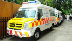 HAL donates two more ambulances to city govt hospitals