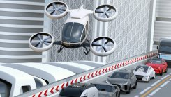 GM to make electric flying cars?