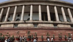National emblem to sit atop Parliament building?