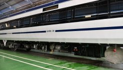 ICF's 160-kmph 'Train 18' tests begin Oct. 29